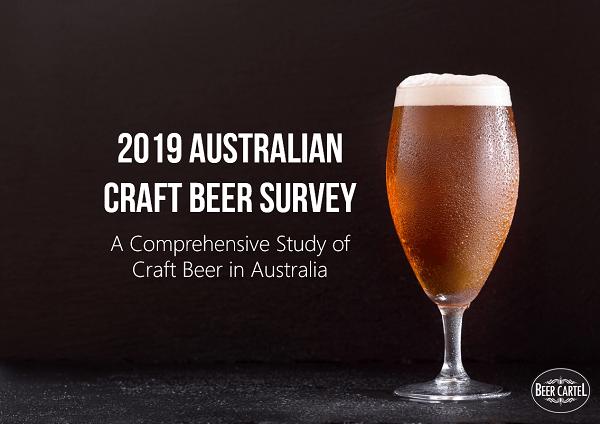 2019 Australian Craft Beer Survey