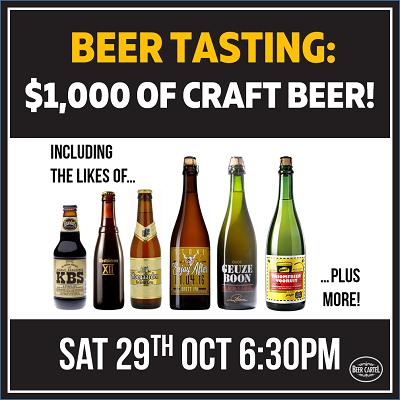 Beer Cartel Sydney Craft Beer Week Event
