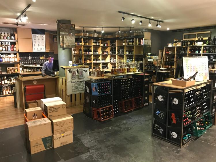 Beer Lovers Shop Inside