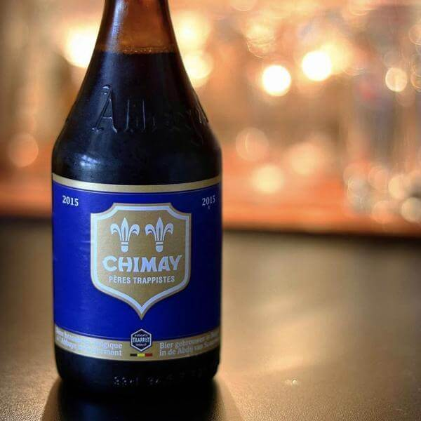 Chimay Blue Dark Strong Ale