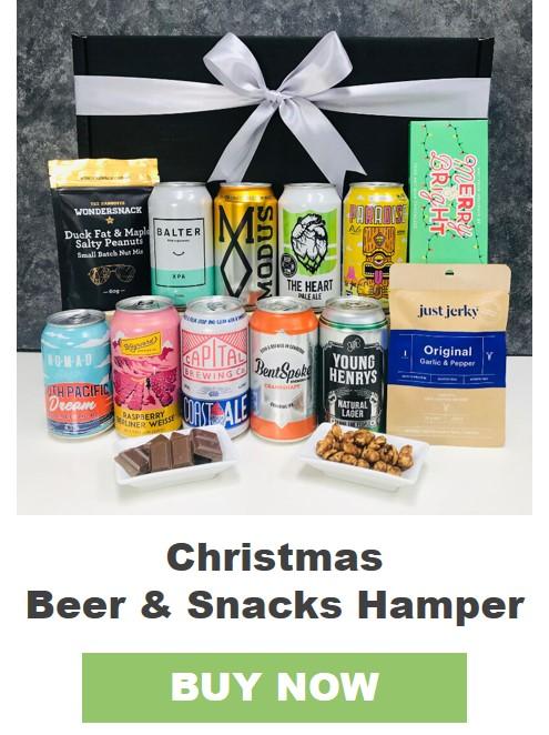 Christmas Beer Hamper